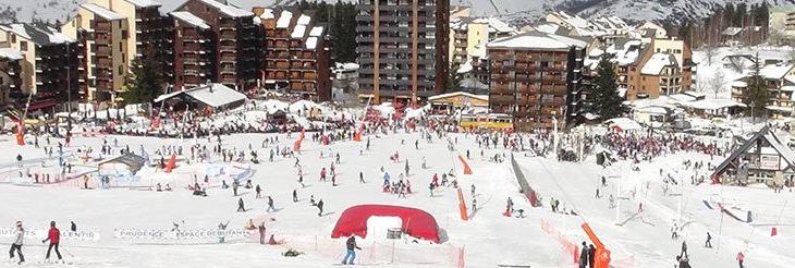 Ski Holidays Ax les Thermes