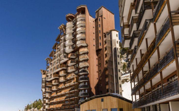 Antares Apartments,avoriaz,france.external