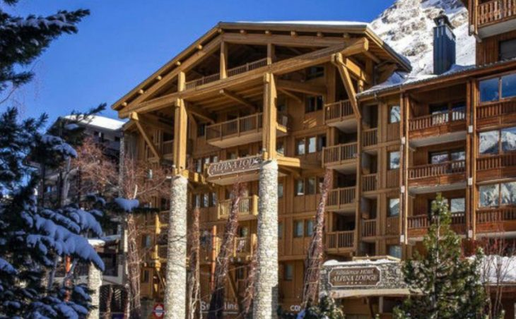 Alpina Lodge Apartments - 1