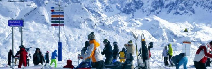 Ski Holidays Flaine