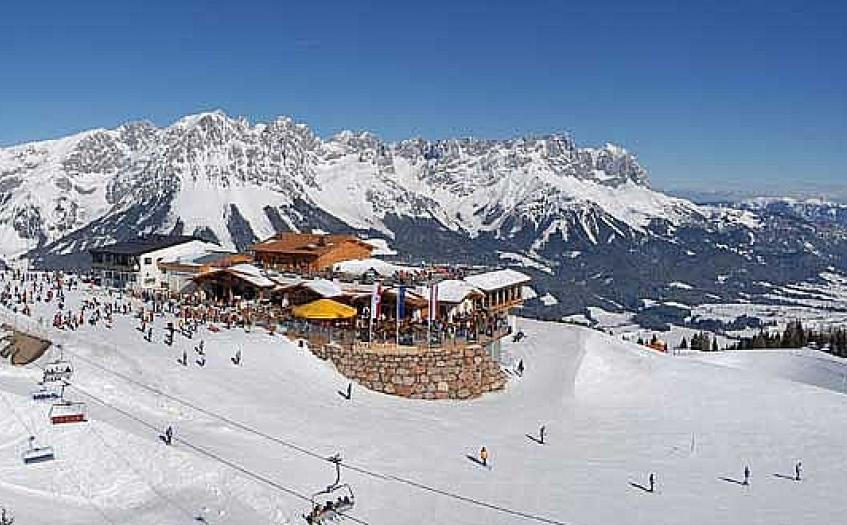 Ski Holidays Hopfgarten