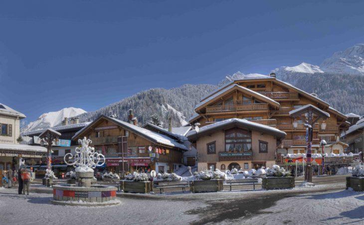 Ski Holidays Les Contamines