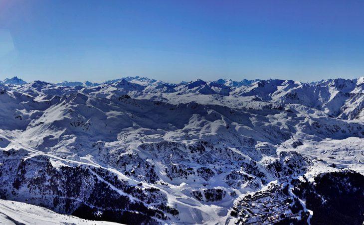 Ski Holidays La Tania