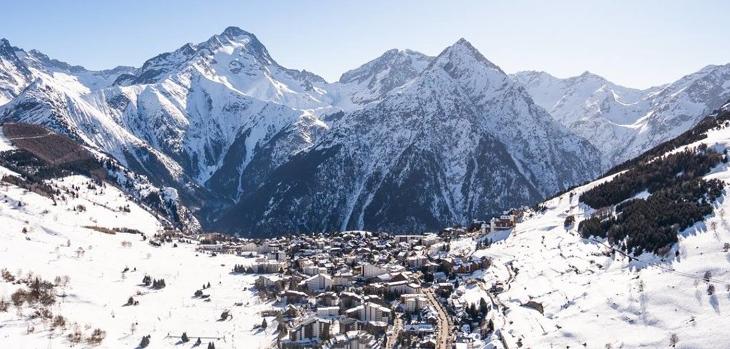 Ski Holidays Les Deux-Alpes