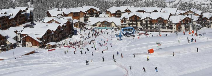Ski Holidays Les Orres