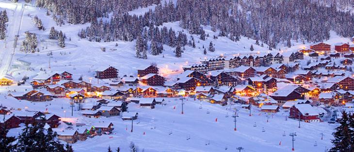 Ski Holidays Les Saisies