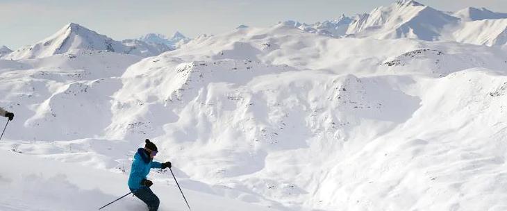 Ski Holidays Les Menuires