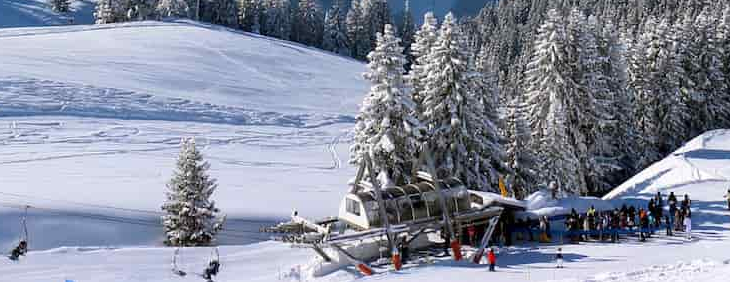 Ski Holidays Morillon