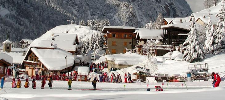 Ski Holidays Pralognan / La Vanoise