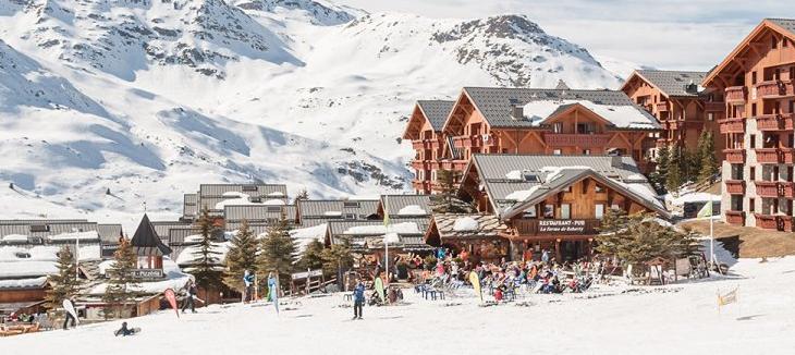 Ski Holidays Reberty 2000