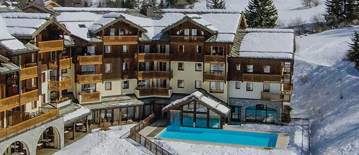 Ski Holidays Val Cenis