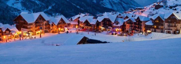 Ski Holidays Valmeinier