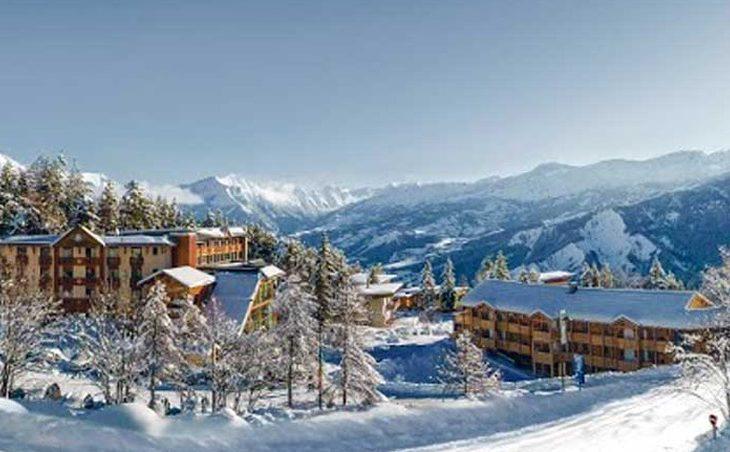 pra Loup Ski Holidays France