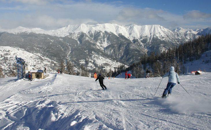 Serre Chevalier Ski Holidays France