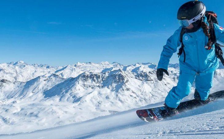 Ski Holidays Valfrejus