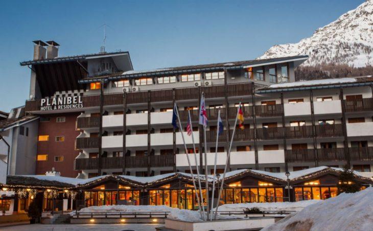 Hotel Planibel - 1
