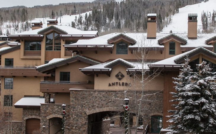 Antlers At Vail - 1