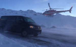 The Cool Way To Arrive In The French Alps This Winter