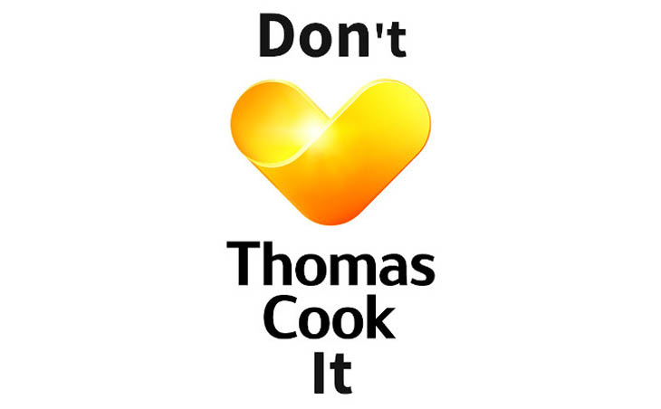 Warning… Don't Thomas Cook It