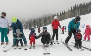 What's all the fuss about Multi-generational holidays? Skiers have been doing it for decades!