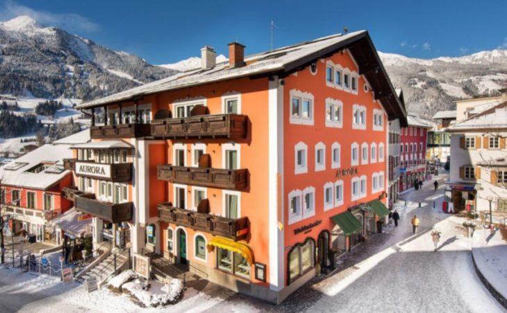 Appartementhaus Aurora,bad hofgastein,austria.external