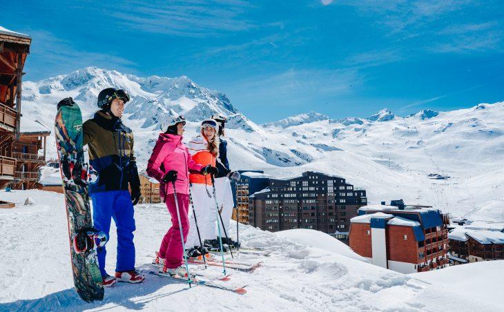 Ski Holidays Val Thorens