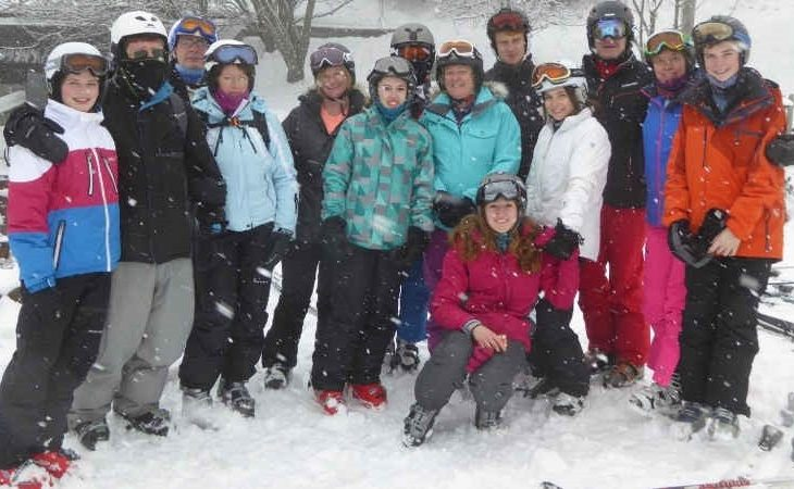 Arranging A Successful Family Skiing Holiday