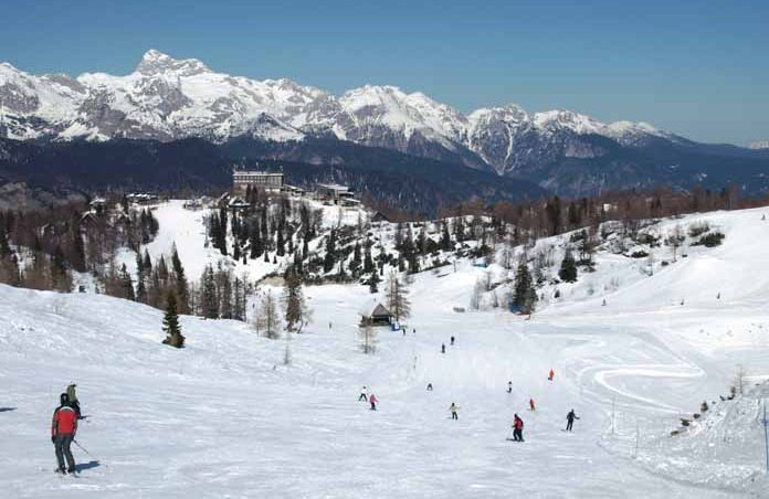 Bohinj Ski Resort Slovenia