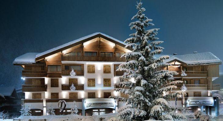 Hotel Au Coeur du Village - 21