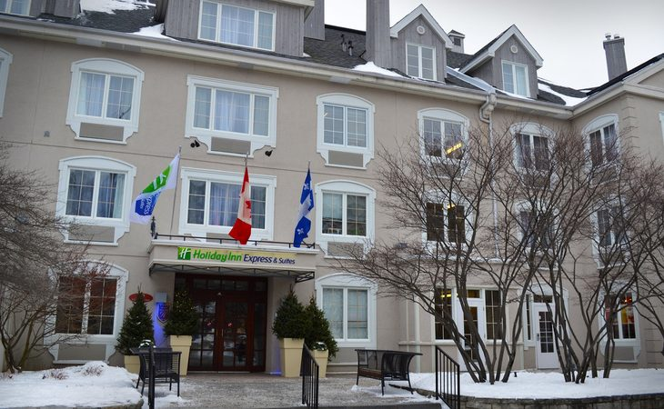 Holiday Inn Express & Suites Tremblant - 1