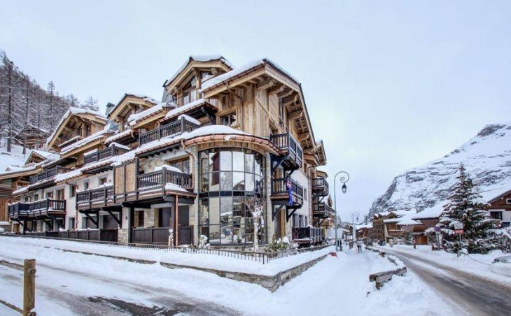 Chalet Caribou – La Canadienne Residence - 1