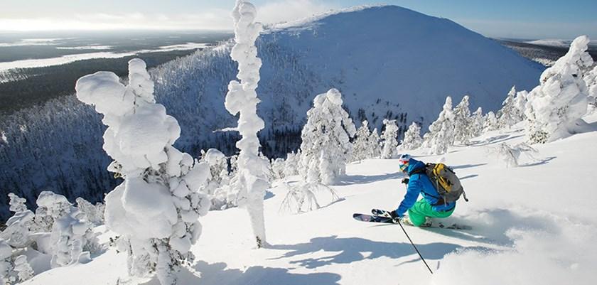Ski Holidays Pyha