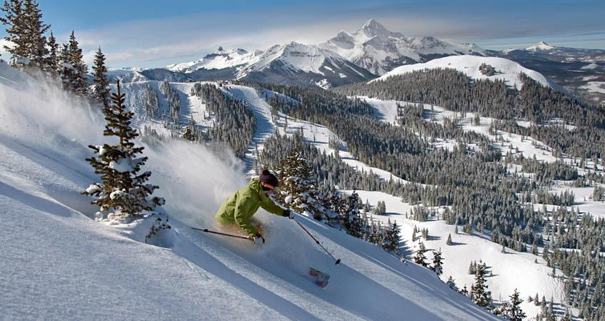 Ski Holidays Telluride