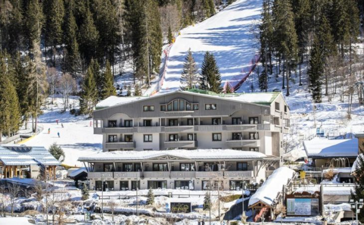 Hotel Spinale,Madonna Di Campiglio, Italy.external