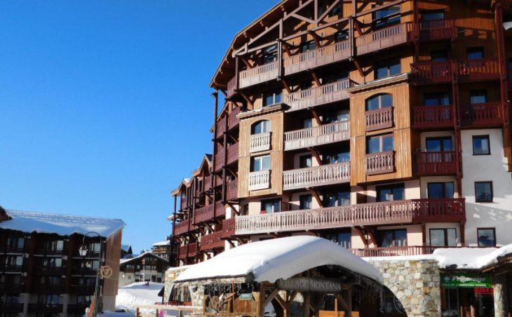 Residence Village Montana Soleil - 2