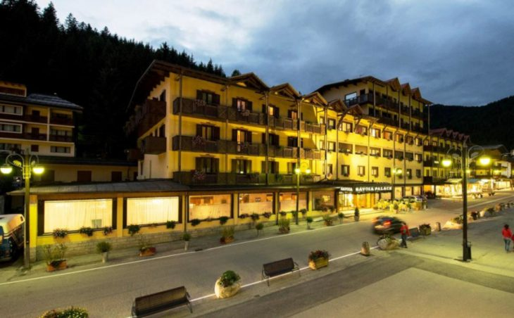 Savoia Palace Hotel,Madonna di Campiglio,Italy.external