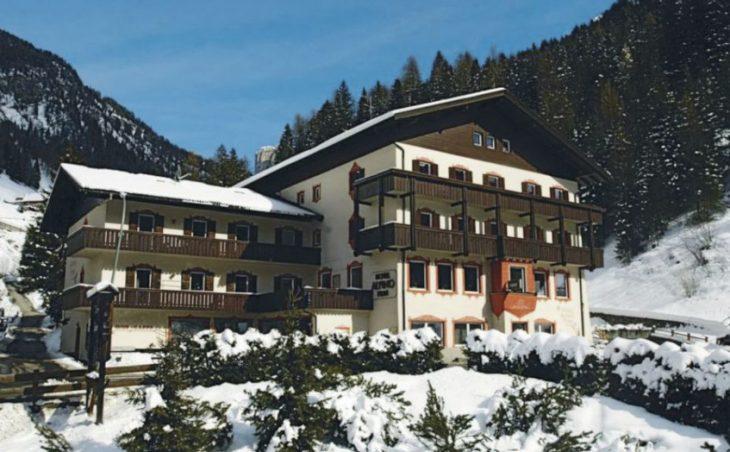 Hotel Alpino Plan,Selva,italy.external