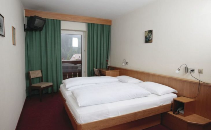 Hotel Alpino Plan - 2