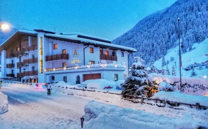 Ski Hotel Aaritz - 10