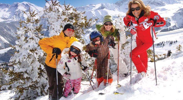 Skiing Easter vs February half term 2021