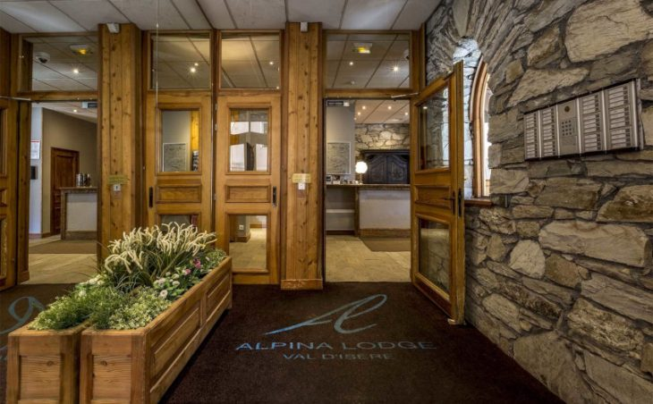 Residence Alpina Lodge - 2