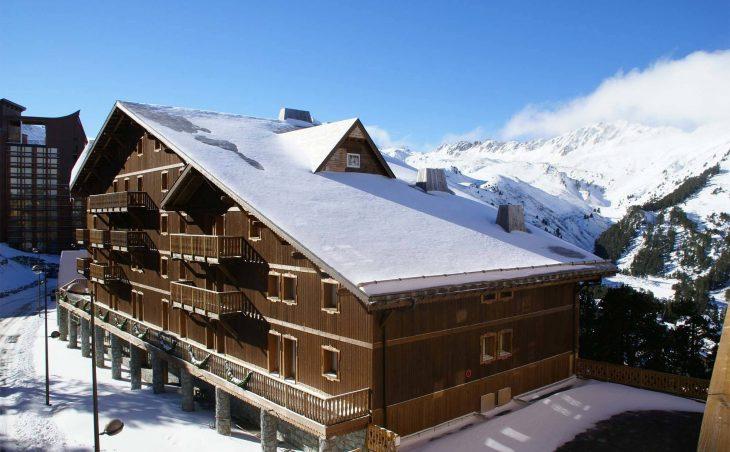 Chalet Altitude Arc 2000 - 1
