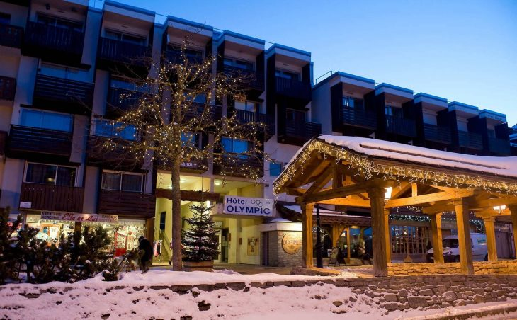 Hotel Courchevel Olympic - 1