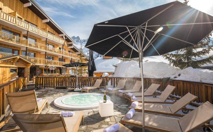Hotel Le Mottaret - 2