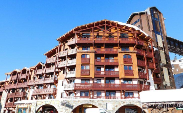 Residence Village Montana Soleil,val thorens.france.external