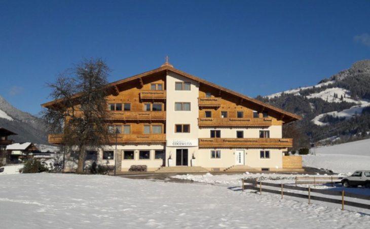 Club Hotel Edelweiss,itter,austria.external