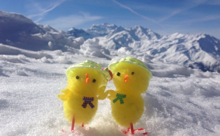 Missed Half Term Skiing, go at Easter instead