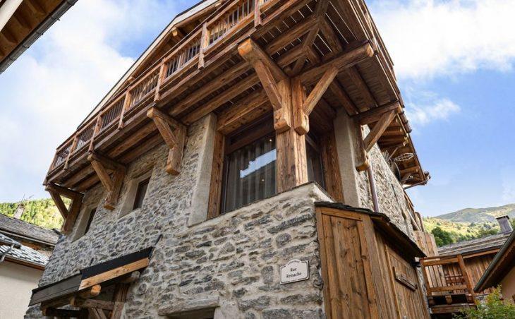 Chalet La Grange 1855 - 1