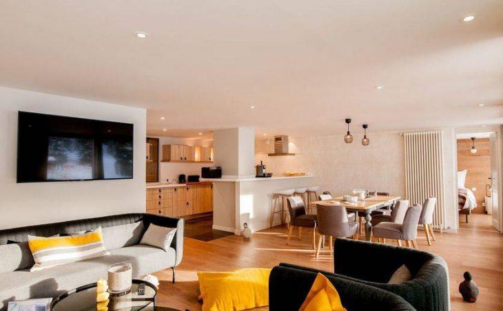 Apartment Chamois 2 - 1