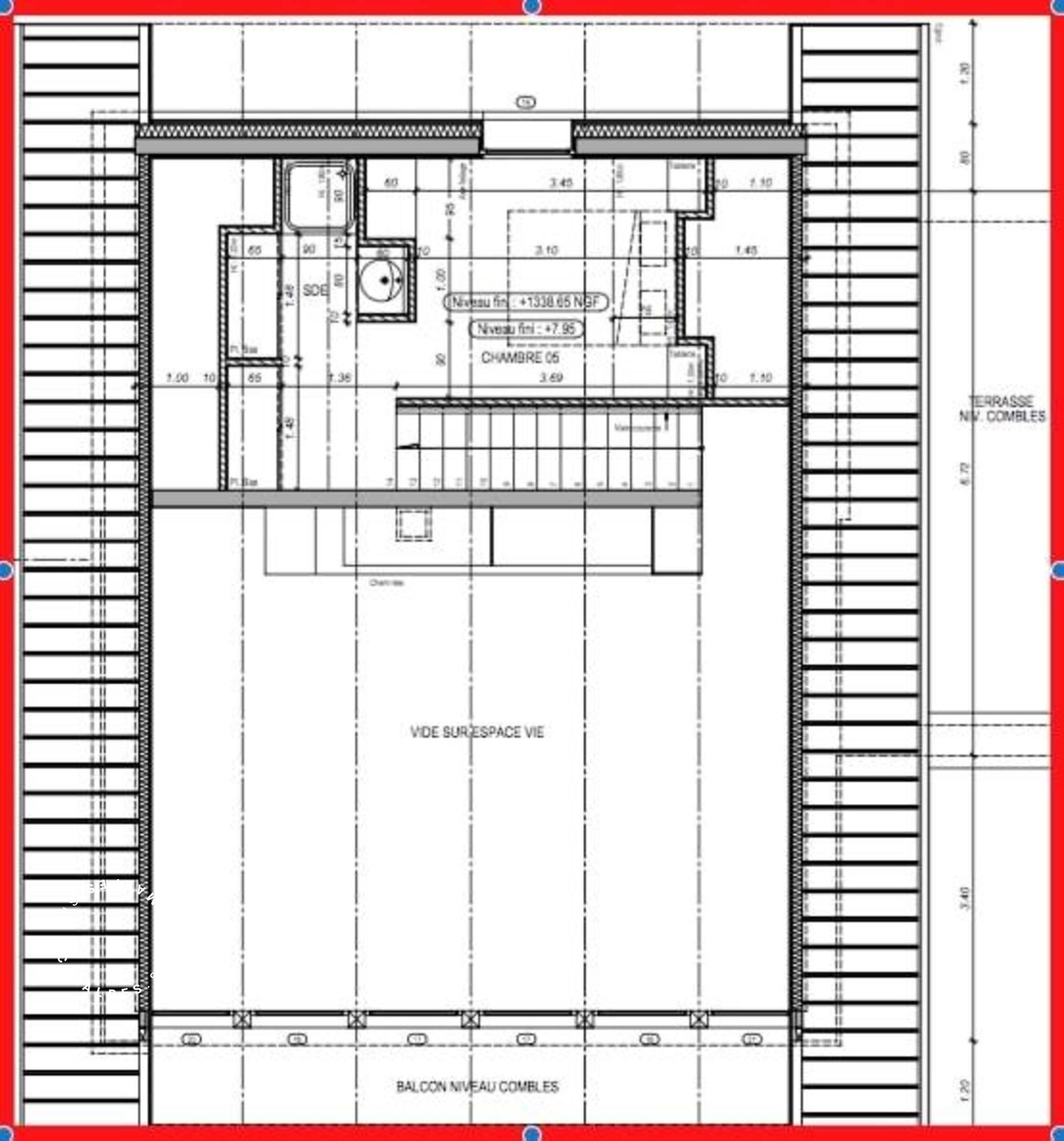 Chalet Home 1 St-Martin-de-Belleville Floor Plan 3